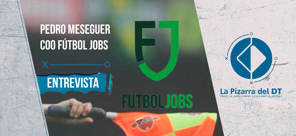 ¿Qué es Fútbol Jobs? El portal de empleos exclusivos en el fútbol