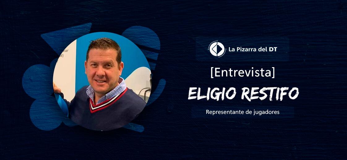 Entrevista exclusiva a Eligio Restifo, agente de RG Soccer