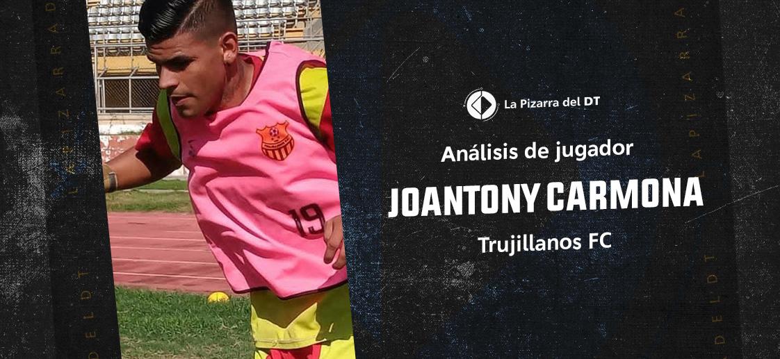 Joantony Carmona: potencia y conducciones