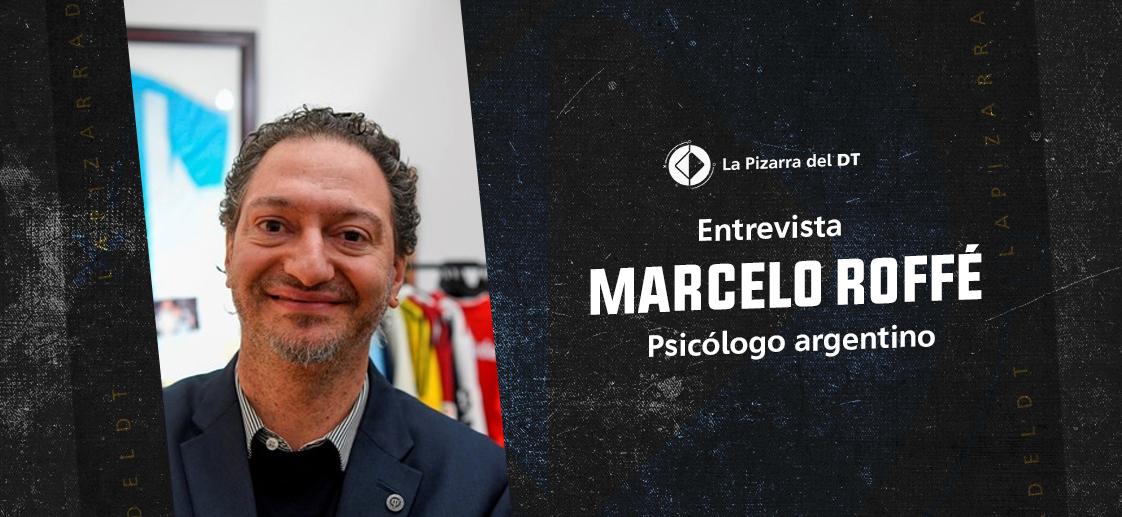 Entrevista exclusiva a Marcelo Roffé