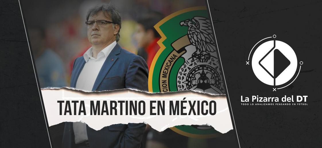 ¿Qué le espera tácticamente a México con Gerardo Martino?