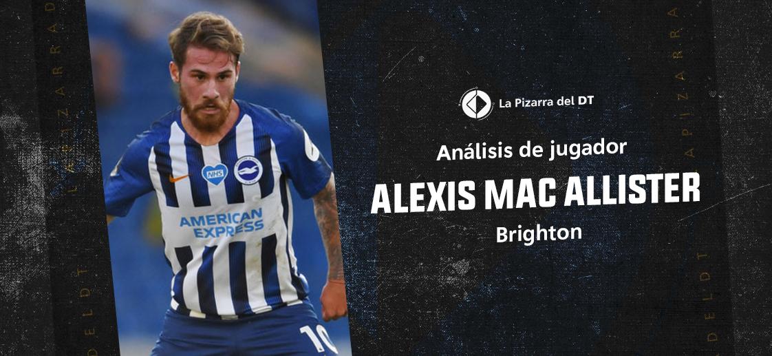 El asentamiento de Alexis Mac Allister