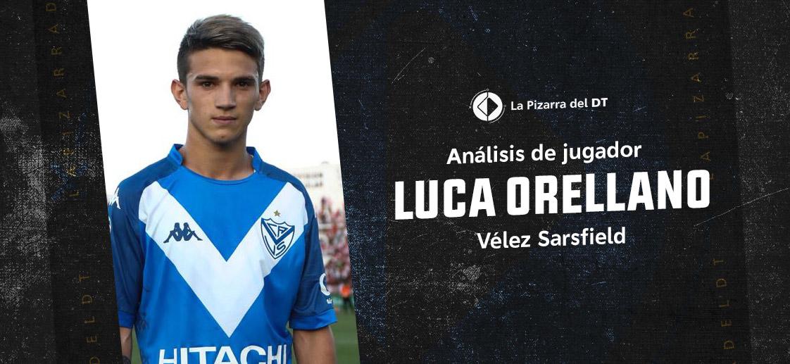 Luca Orellano, rebeldía para el fútbol argentino