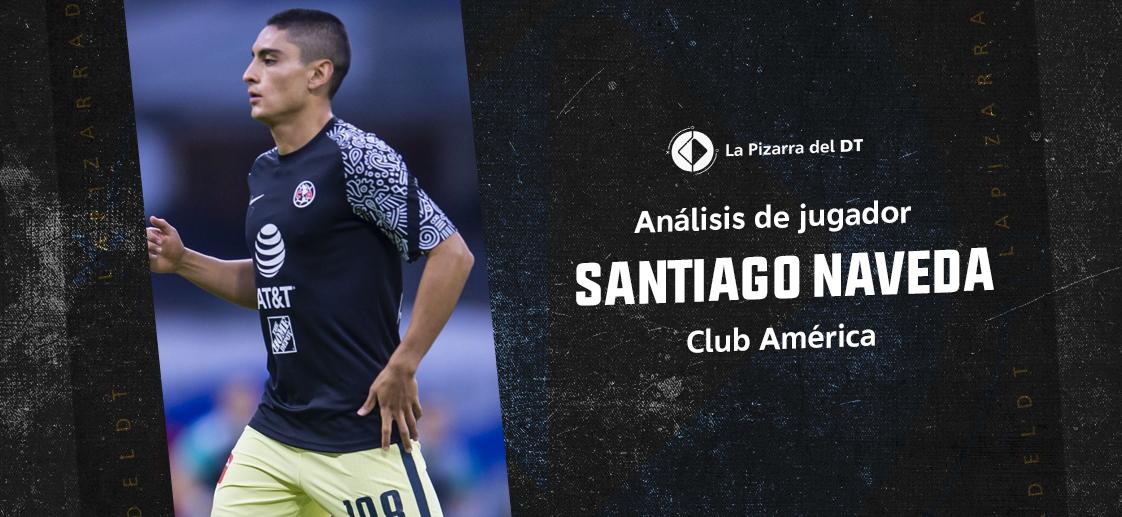 La madurez táctica de Santiago Naveda