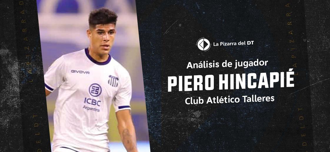 Piero Hincapié, un perfil necesario en Sudamérica