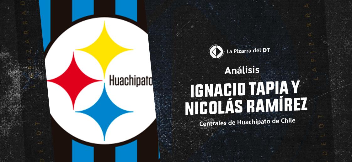 Nicolás Ramírez e Ignacio Tapia, una dupla de centrales atrevida