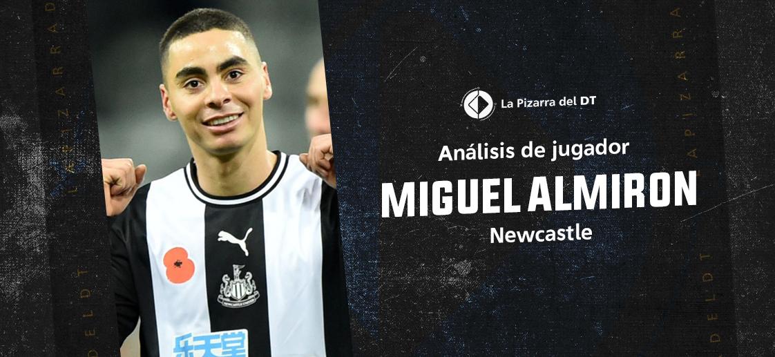 La madurez futbolística de Miguel Almirón