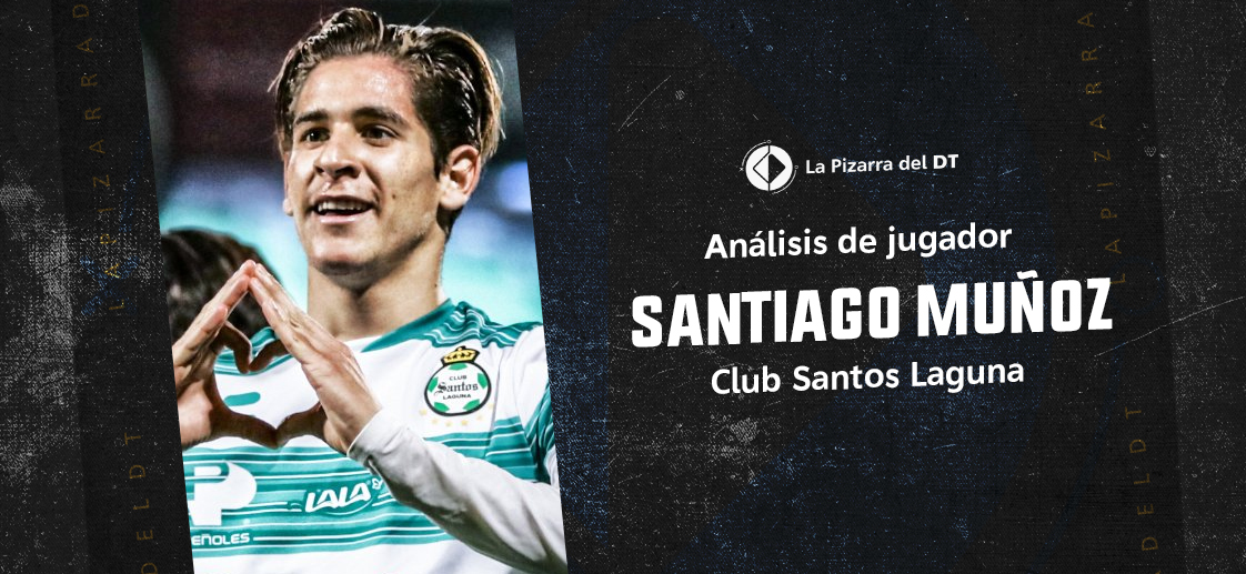 Santiago Múñoz, del Mundial Sub-17 a La Laguna