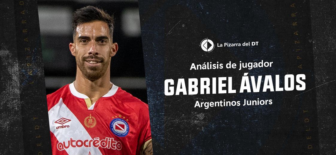 Gabriel Ávalos: combinar, lanzar y finalizar