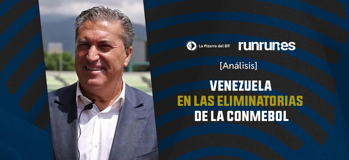 La Venezuela de Peseiro sigue creciendo