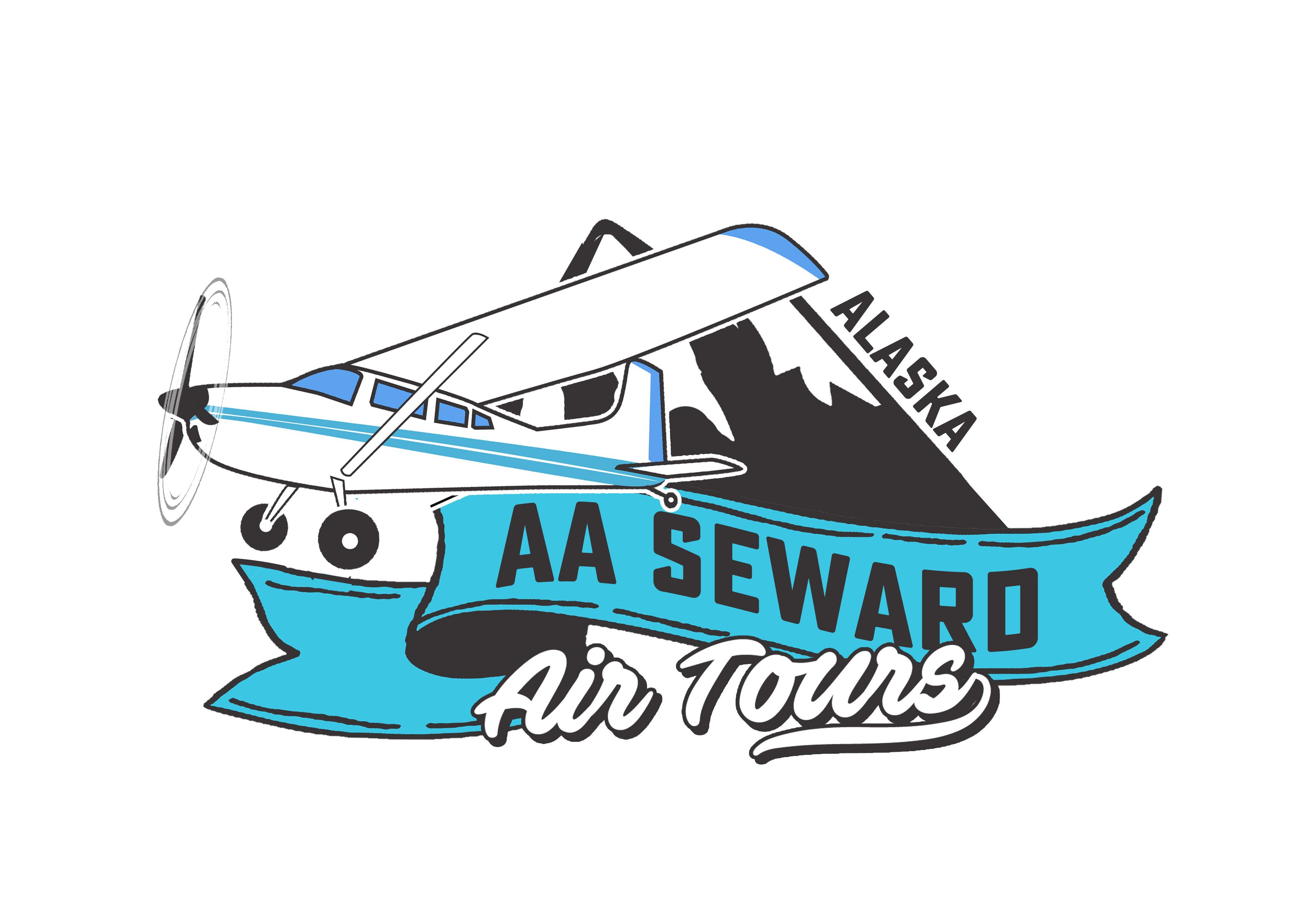 Seward Air Tours Logo