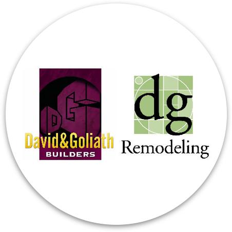 David & Goliath Builders Logo
