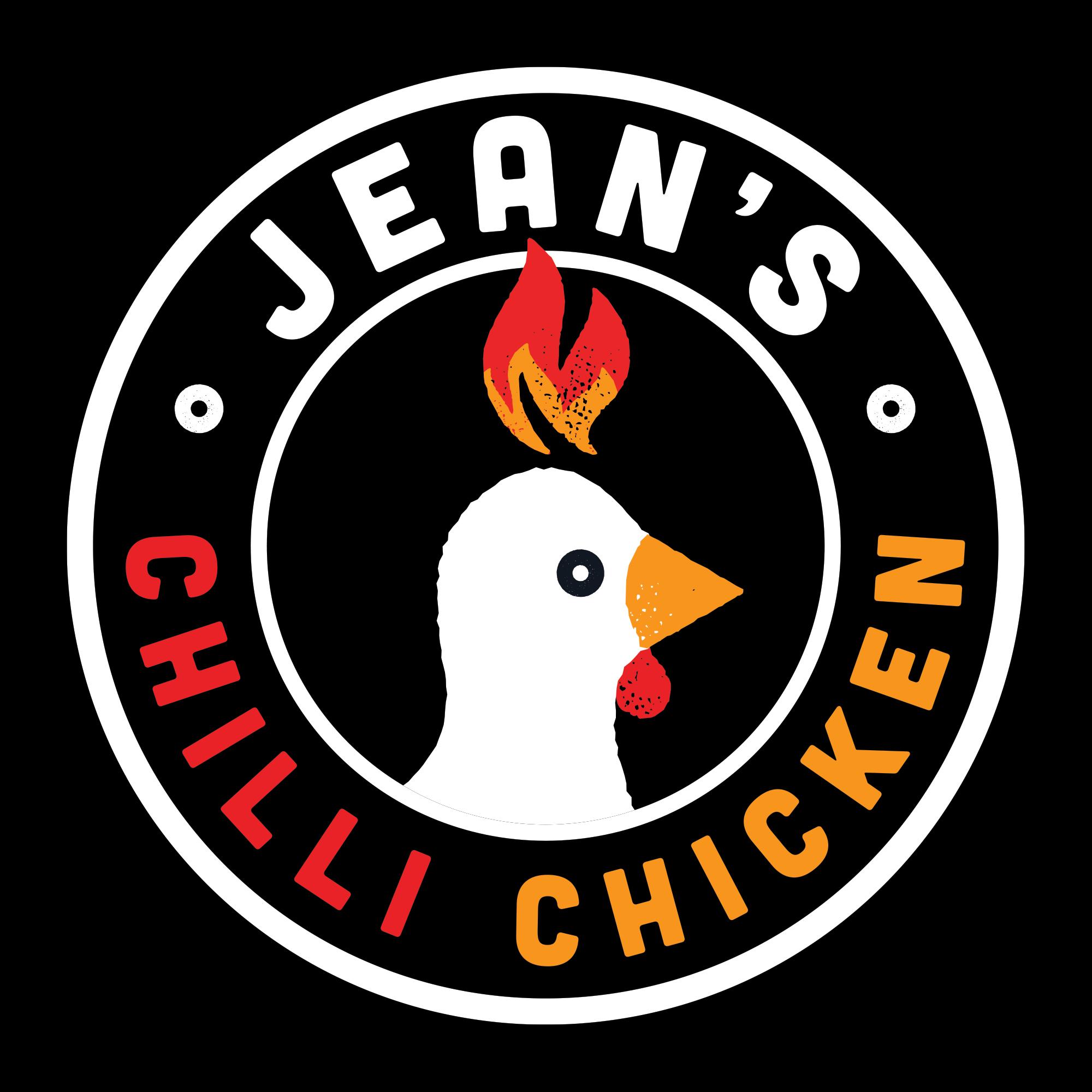 Jean's chilli chicken logo