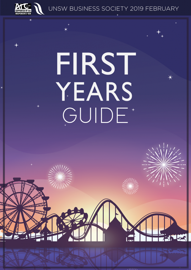 first years guide 2019