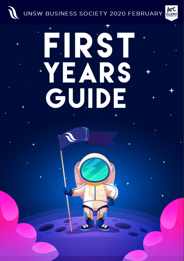 first years guide 2020