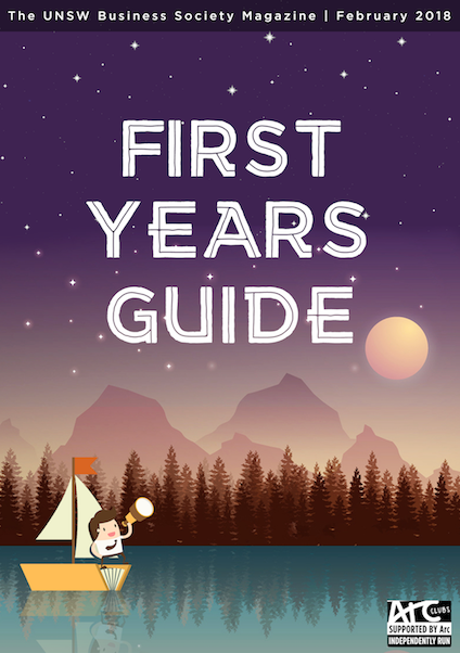 first years guide 2018