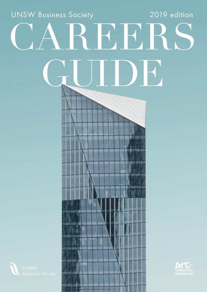 careers guide 2019