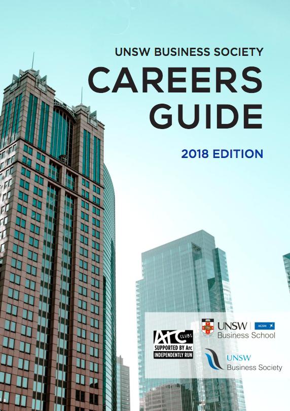 careers guide 2018