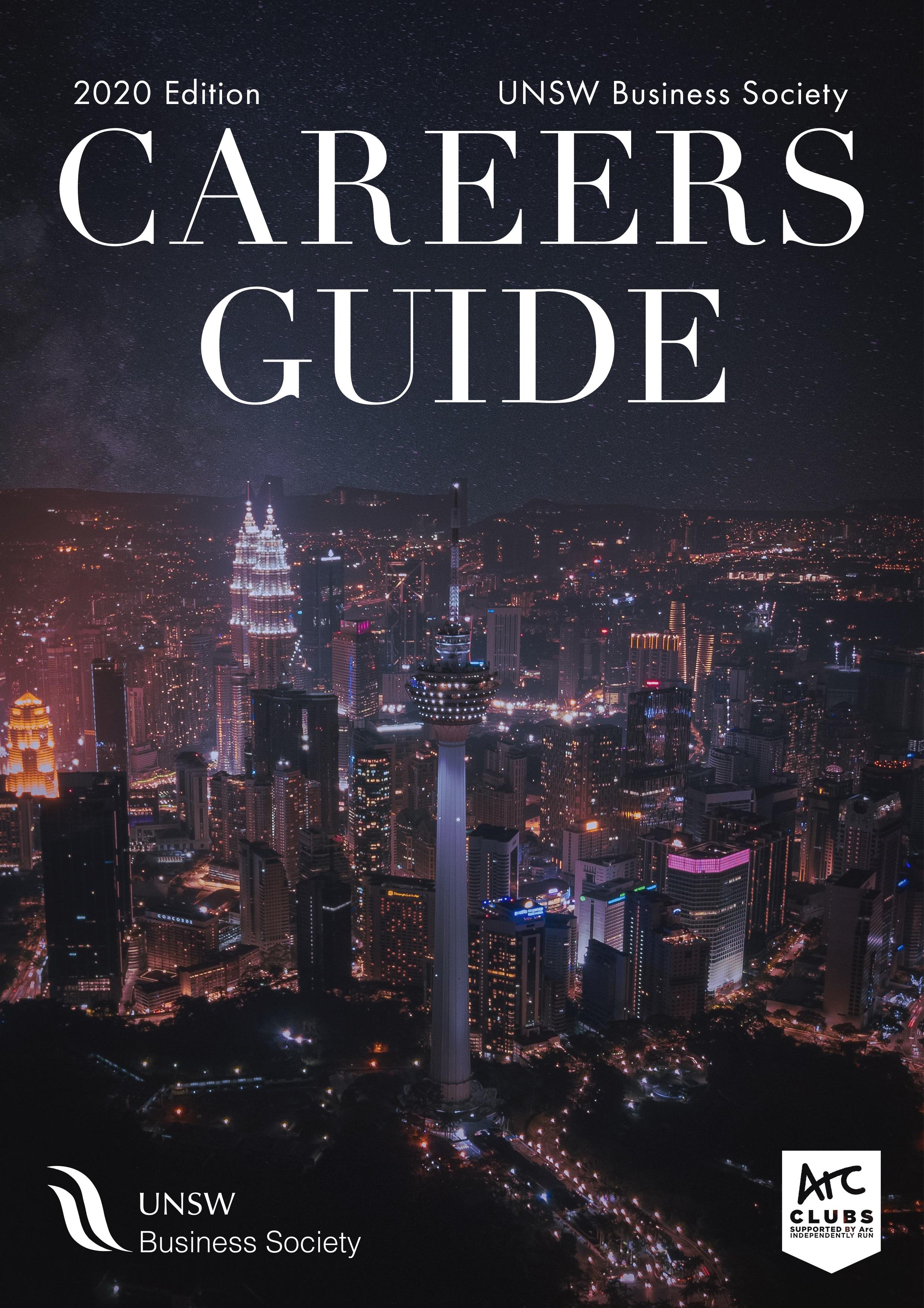 careers guide 2020