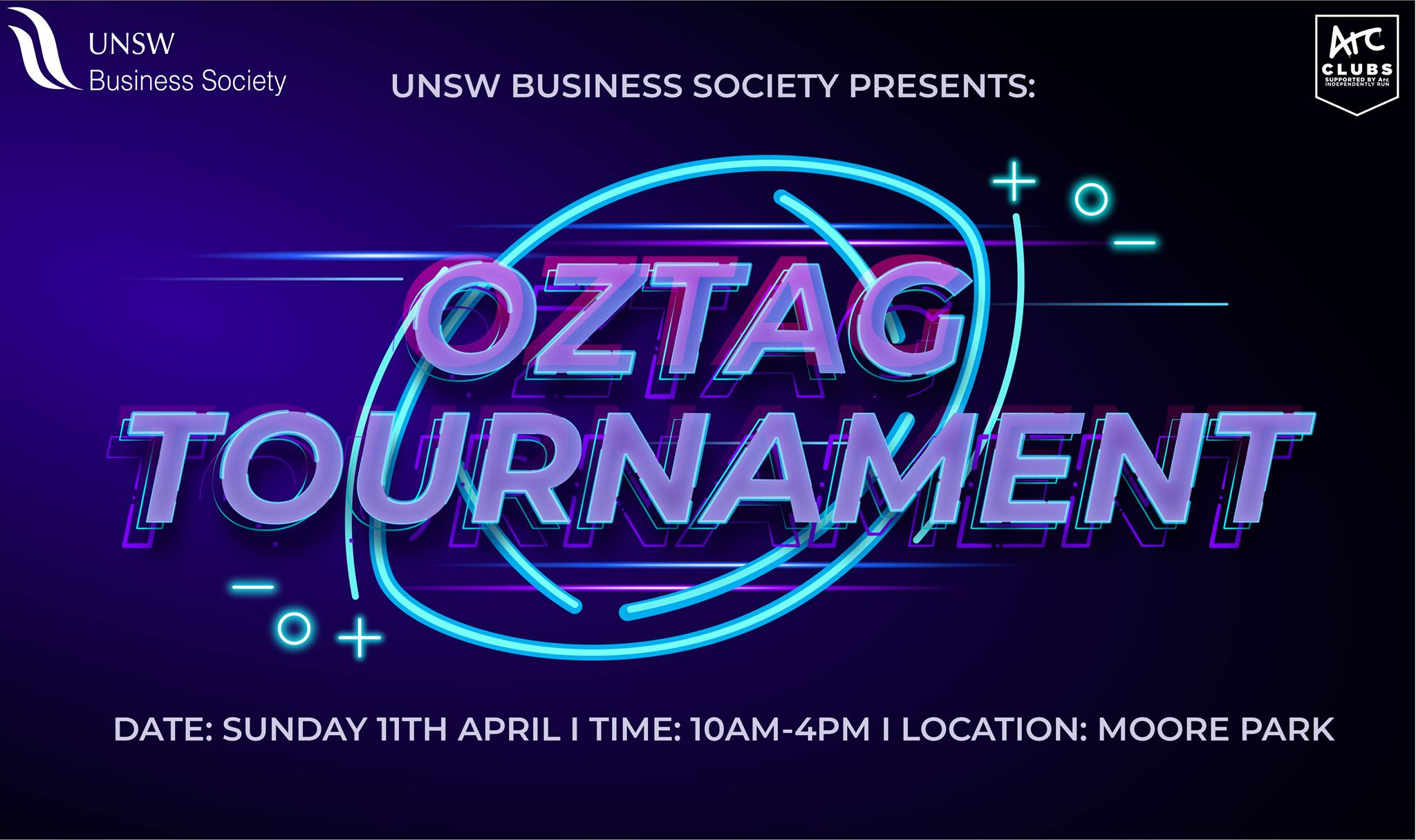 Oztag event