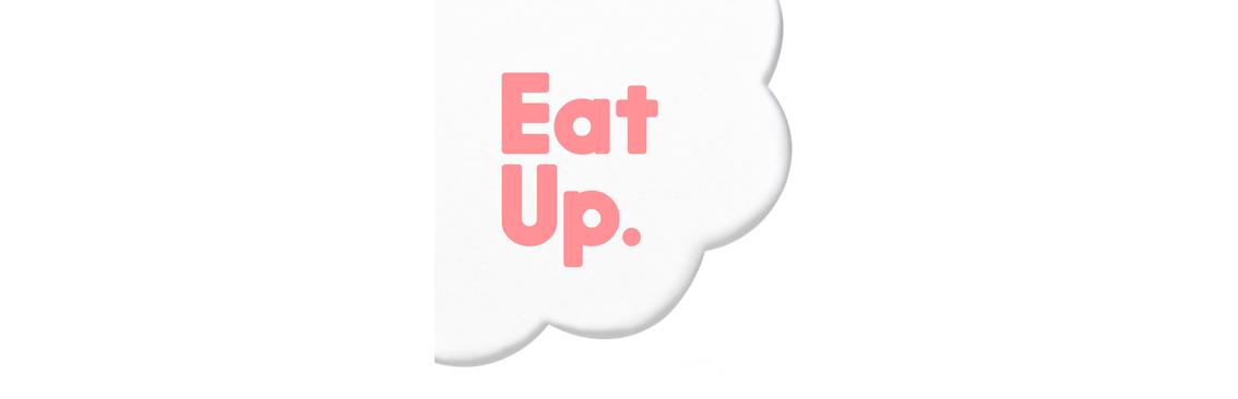 Eat up logo long