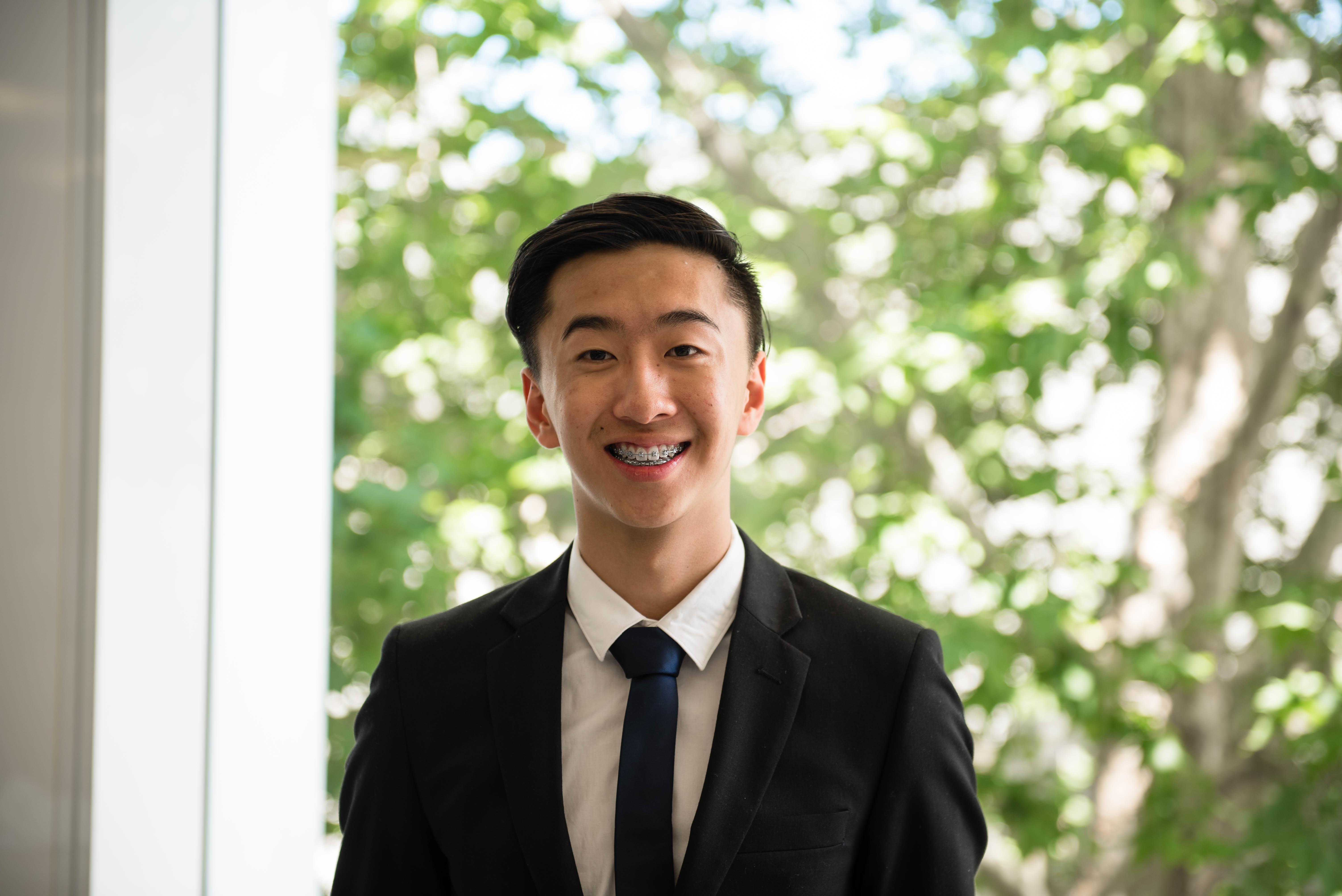 Nelson Yin