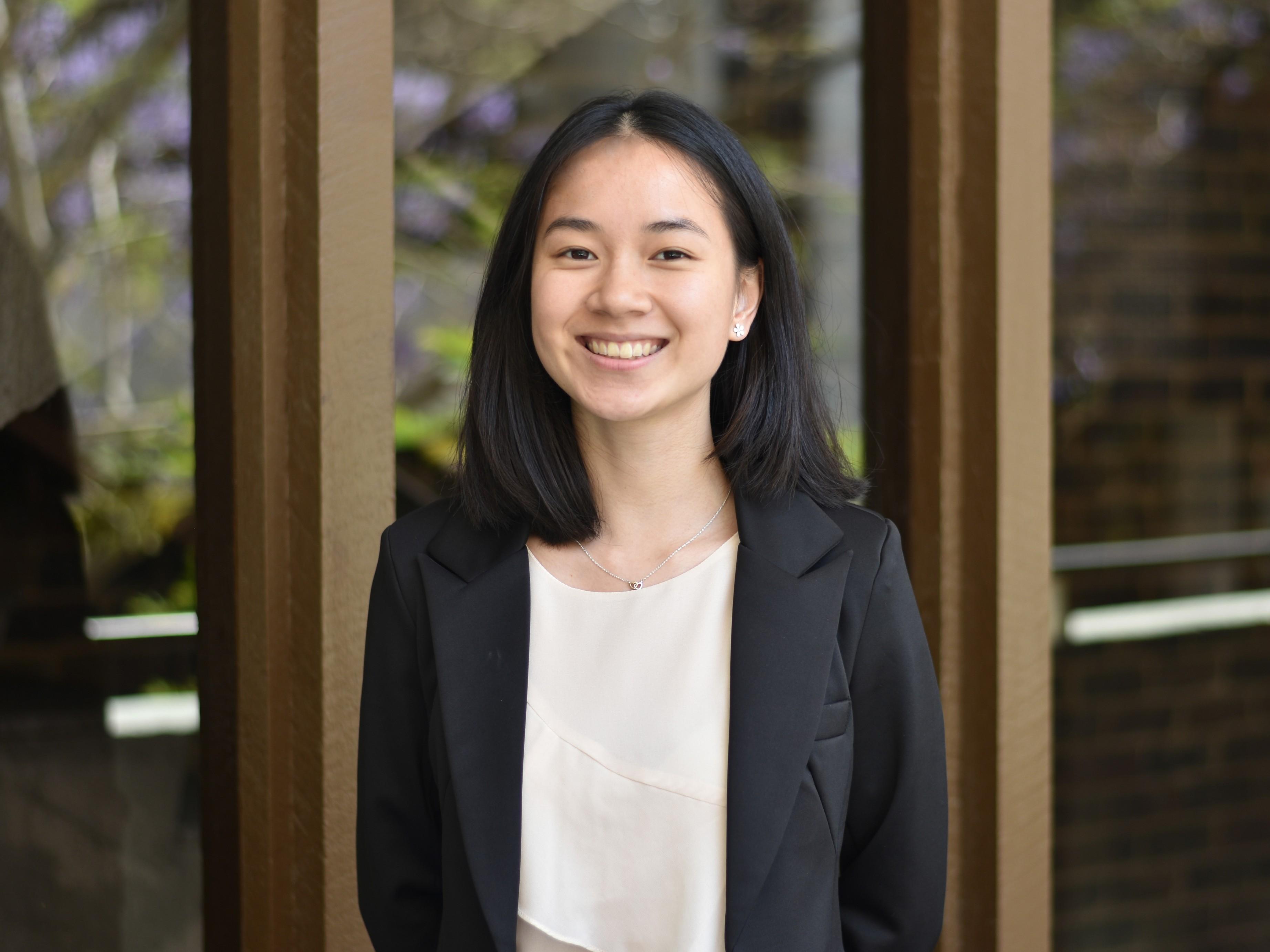 Monica Qin