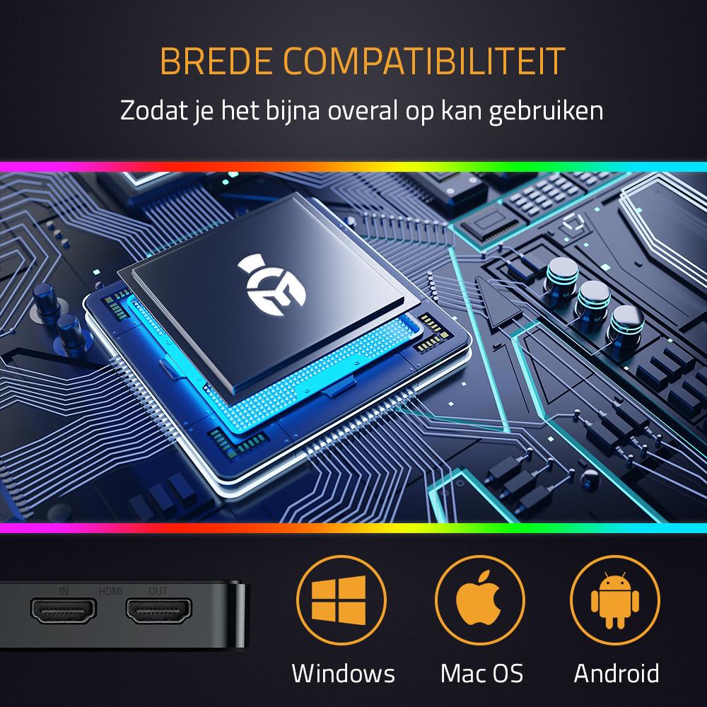 Operium Media eCommerce infografiek design - Hardware chip
