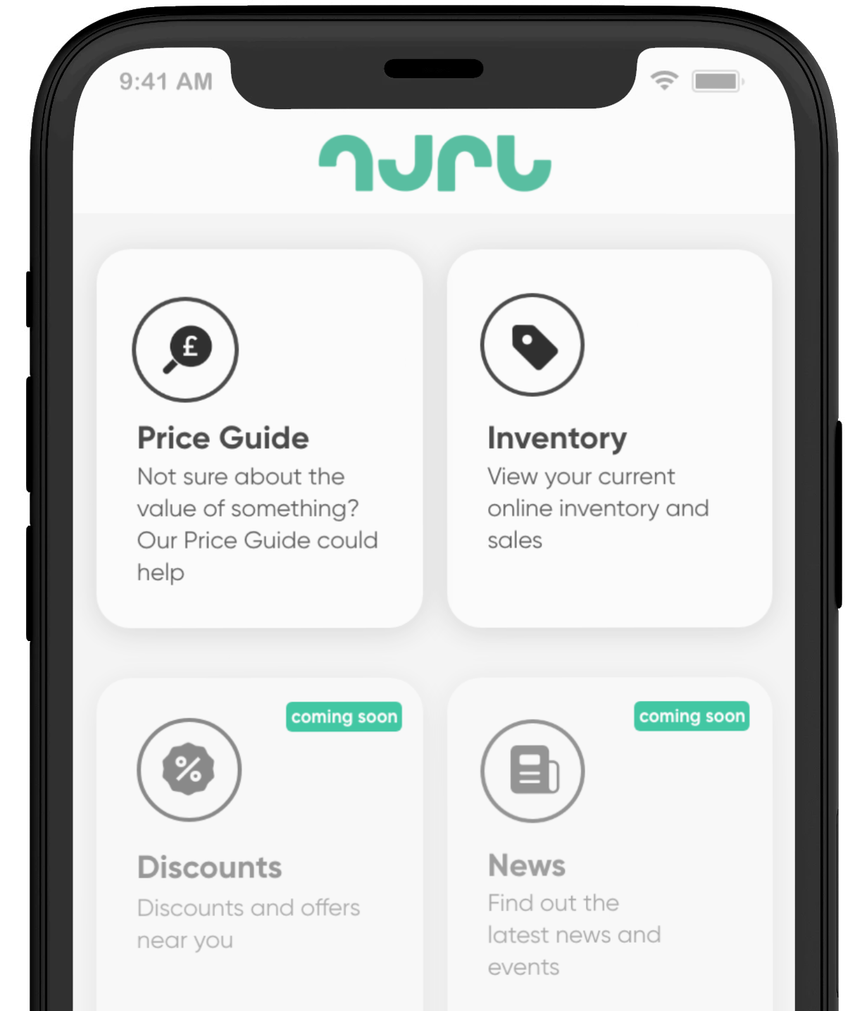 Haru app for charities and brands selling online
