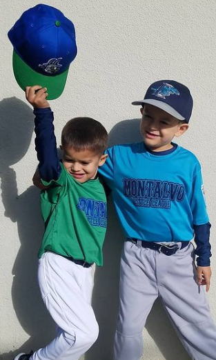 Custom Little League Uniforms Ventura CA