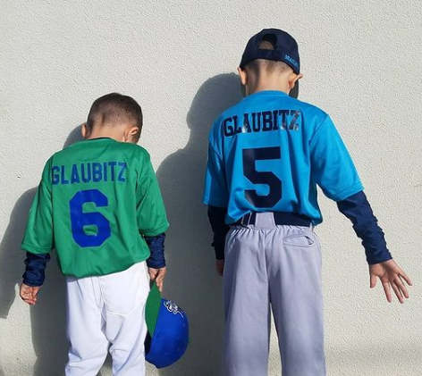 Custom Little League Jerseys