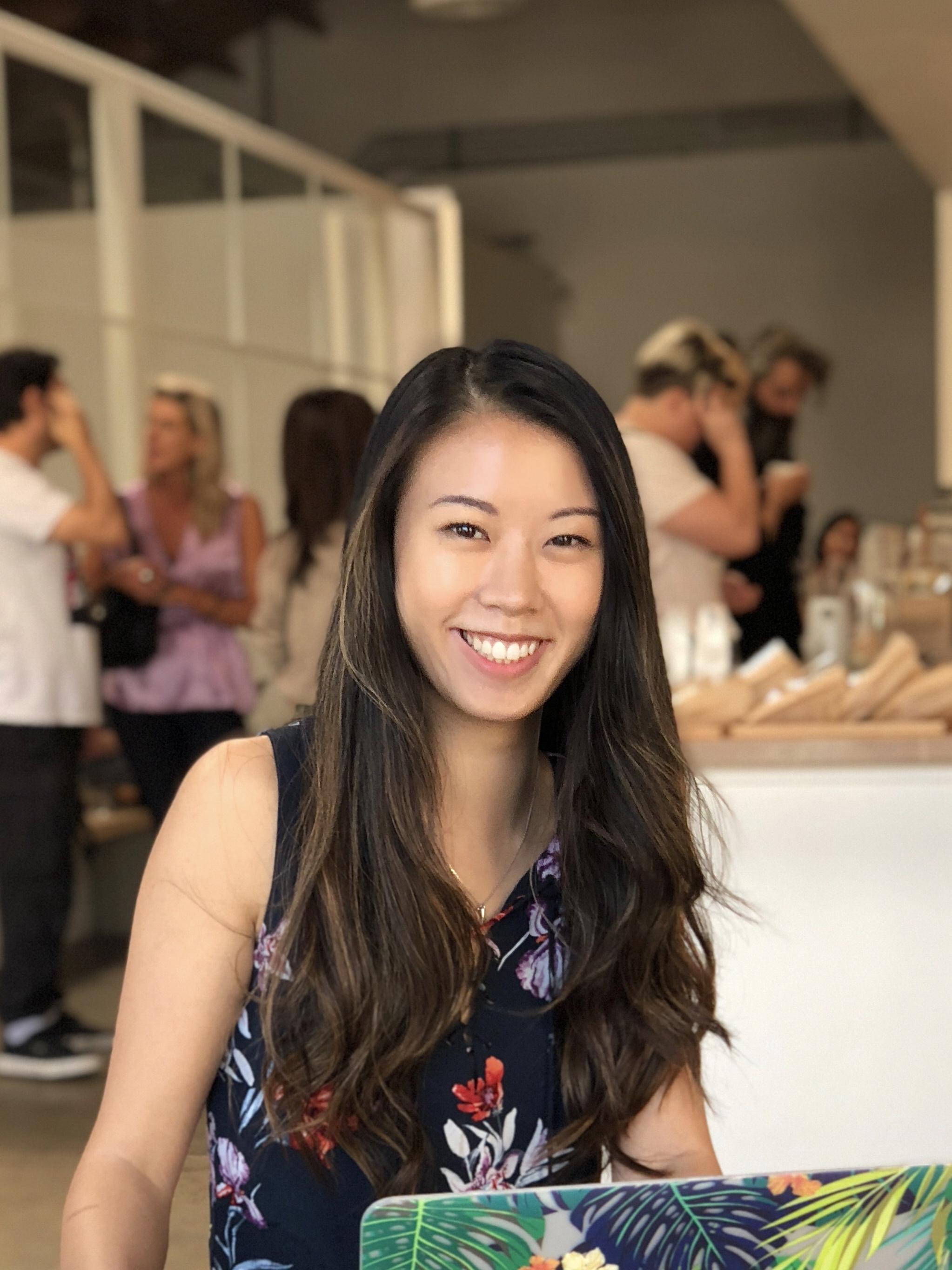 Photo of Stephanie Chiu