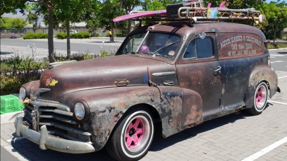 Chevrolet Rust Rod