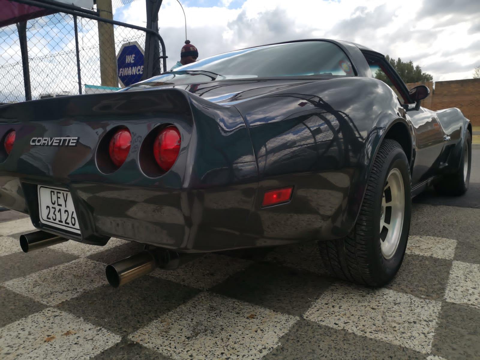 C3 Stingray 5.7 V8