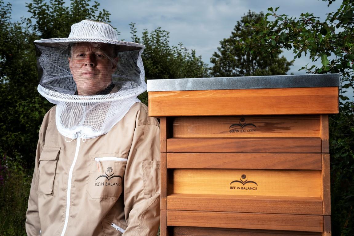 VNO NCW GROENE GROEIER BEE IN BALANCE GAAT BOUWEN EN ZORGEN VOOR BIJEN OP ALLE BEDRIJFSTERREINEN IN NEDERLAND