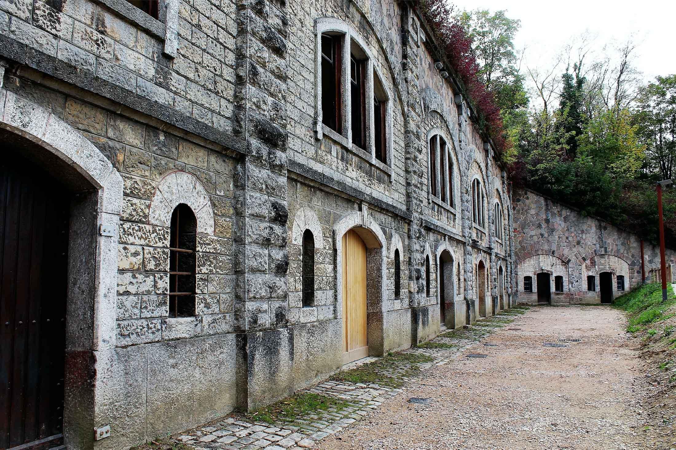 Fort de Feyzin