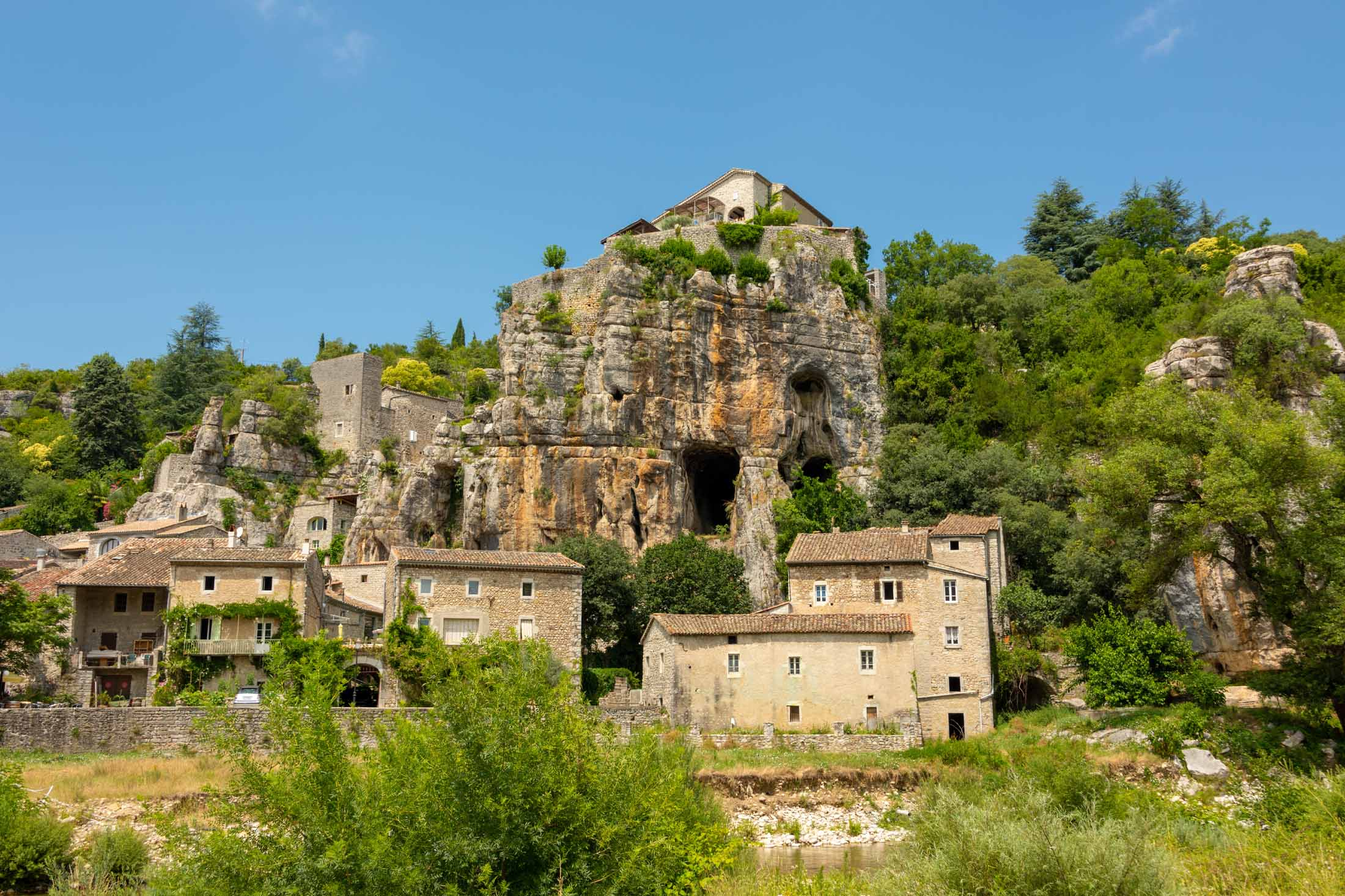 Les 5 plus beaux villages d'Ardèche