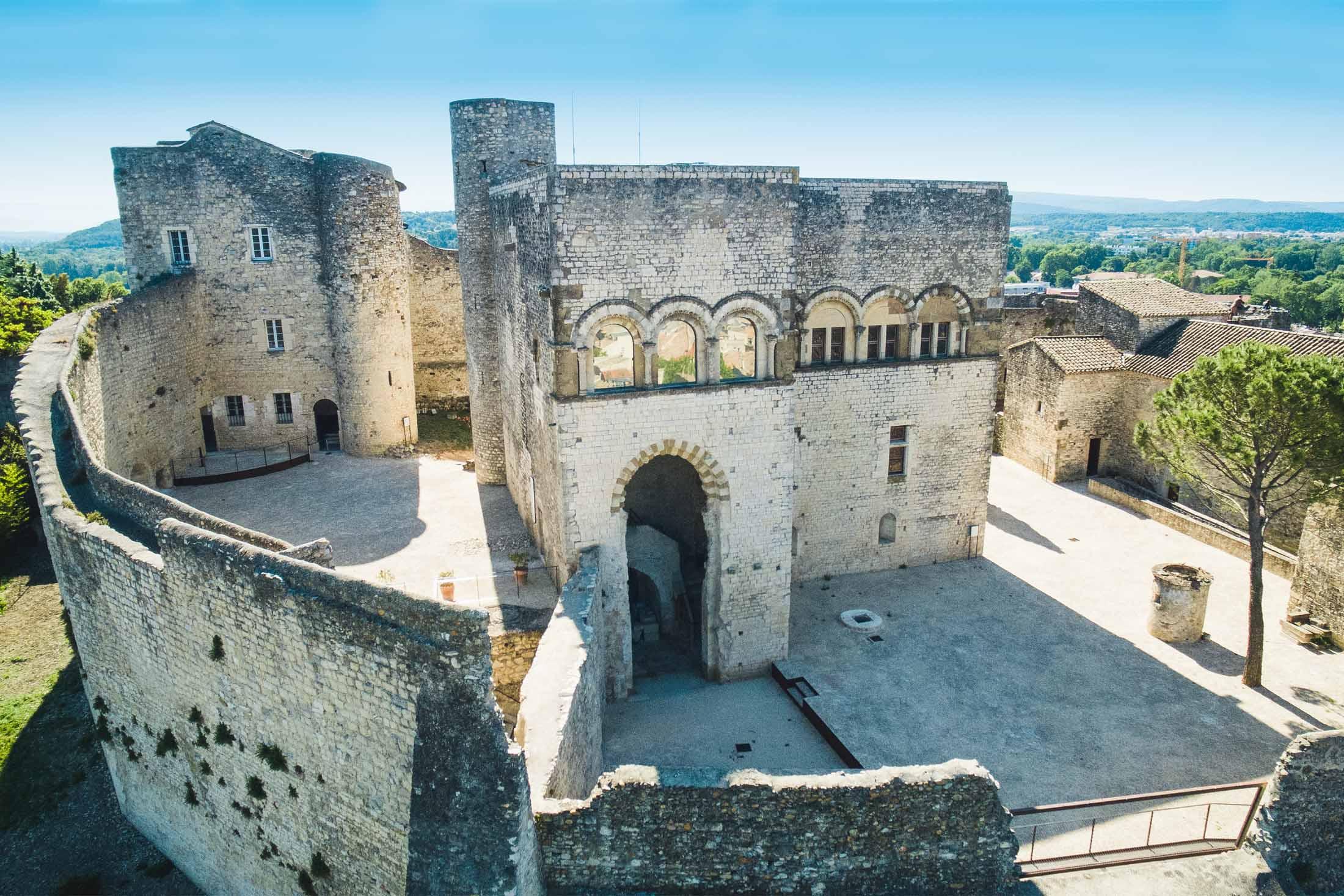 Château de Montelimar