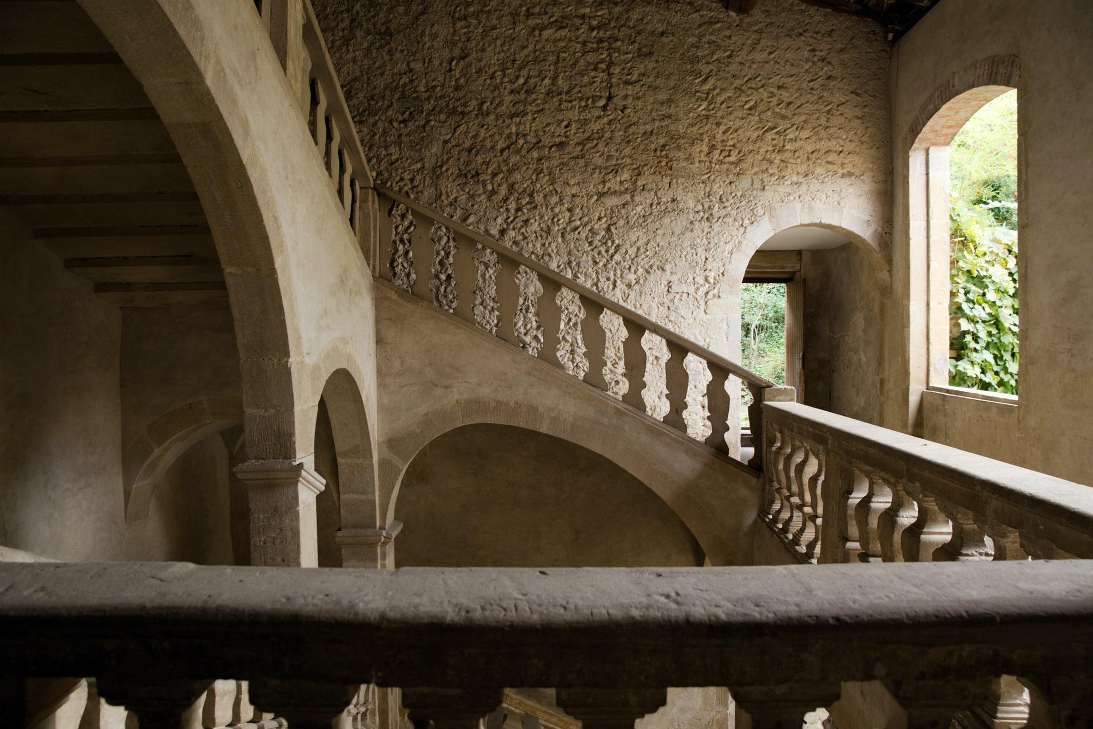 Randonnée de l'escalier mysterieux