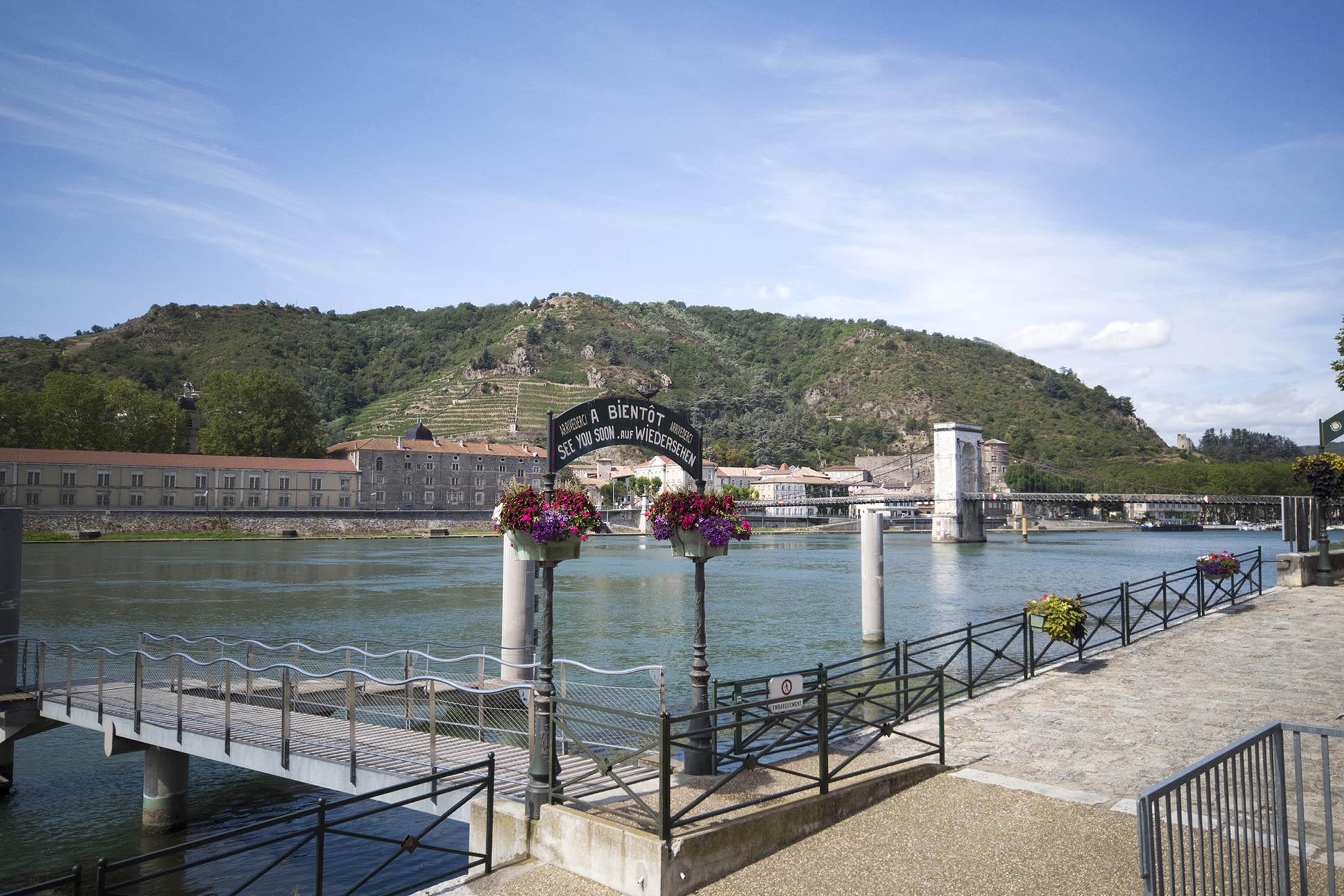 Naviguer sur le Rhône