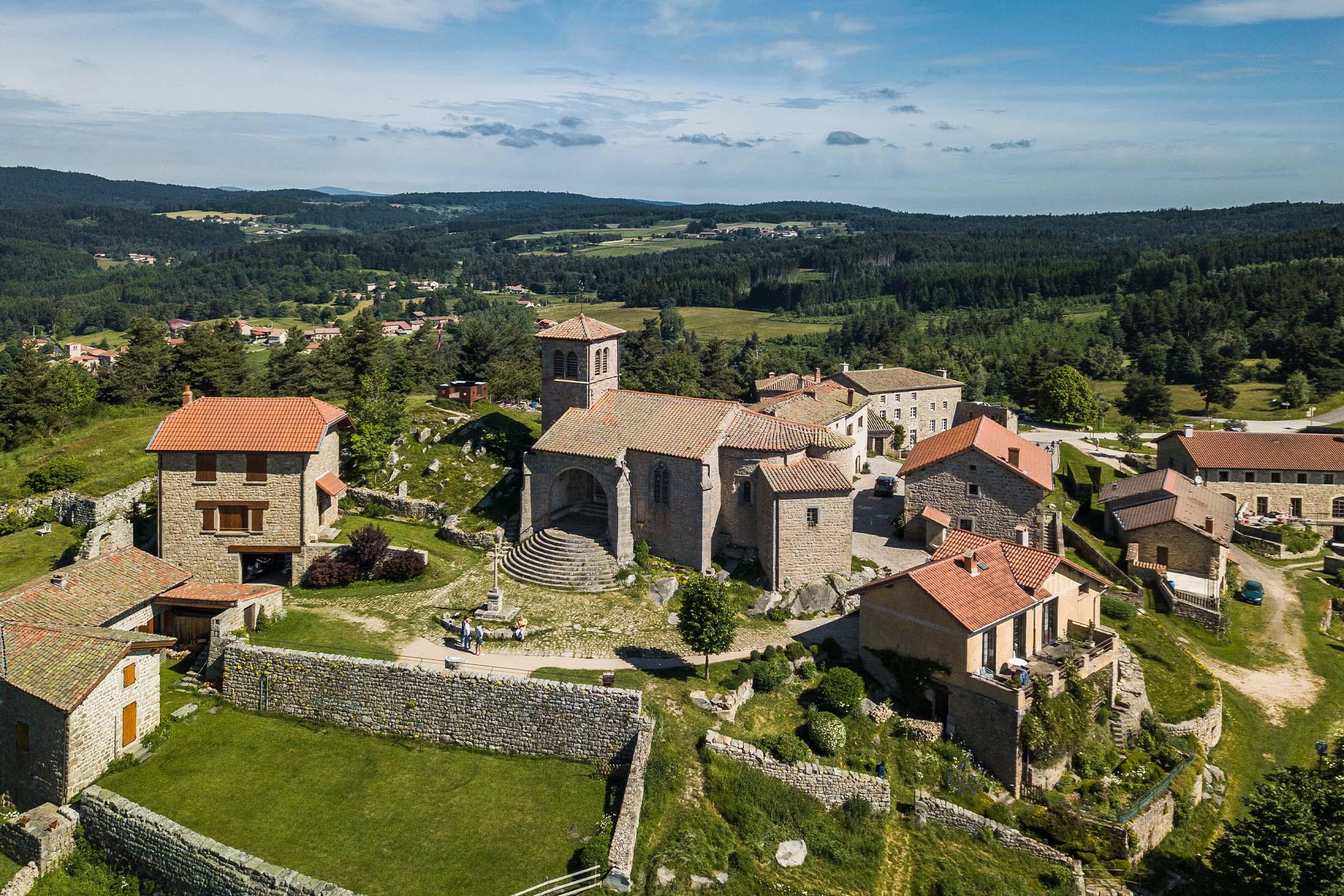 Village de Montarcher