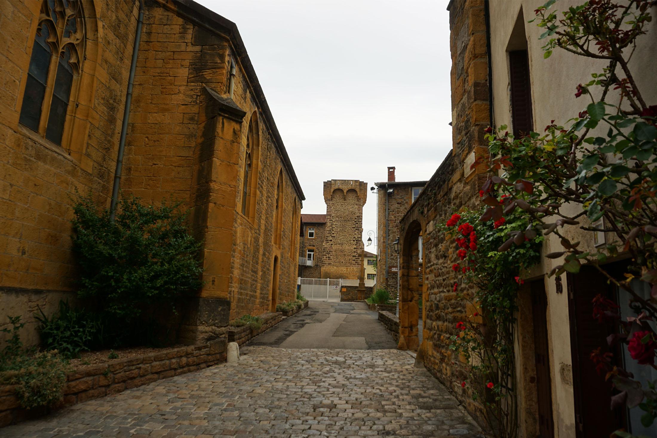 Centre historique de l'Arbresle