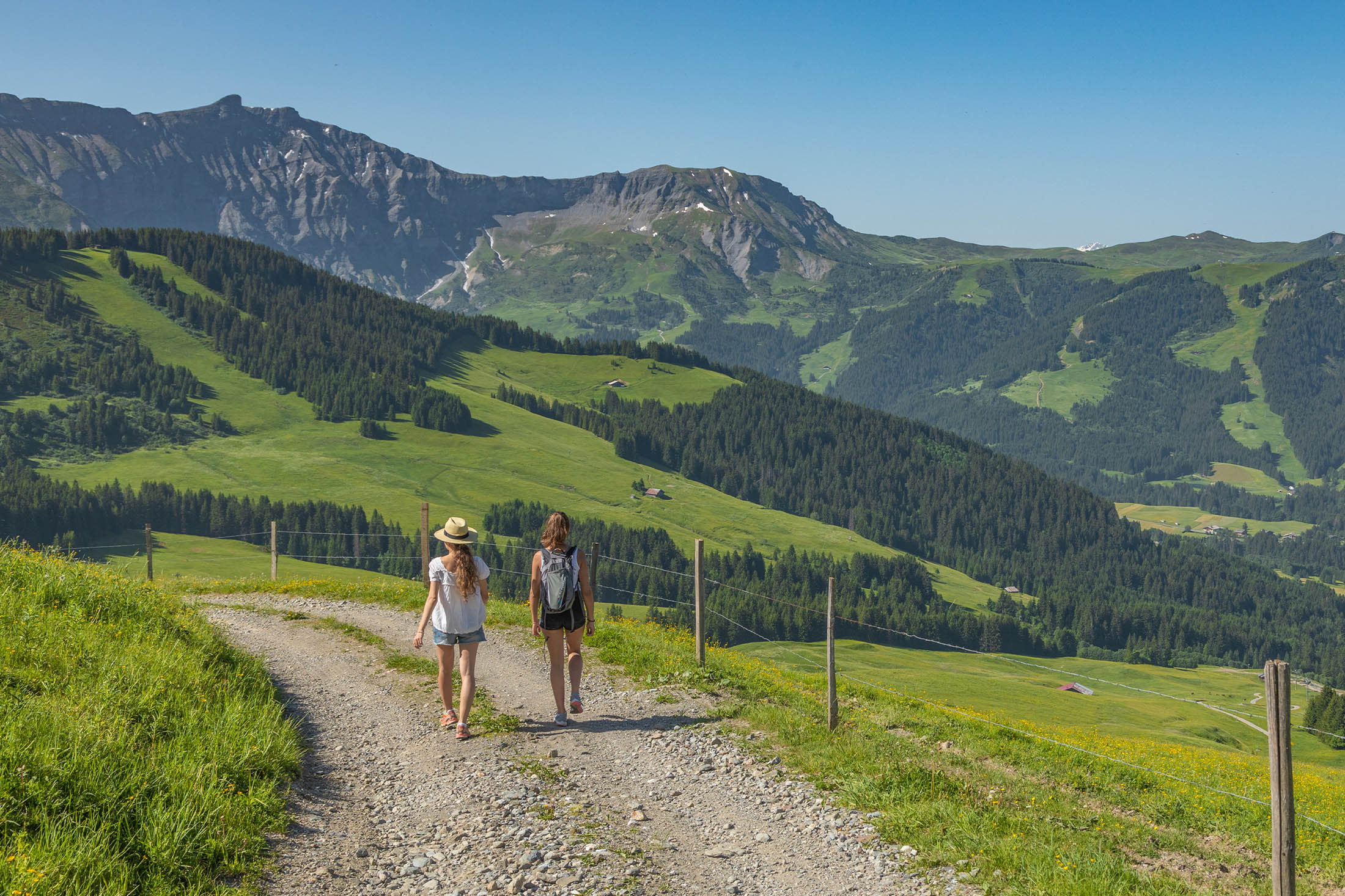 Top 5 des meilleures activités pour découvrir Megève en été