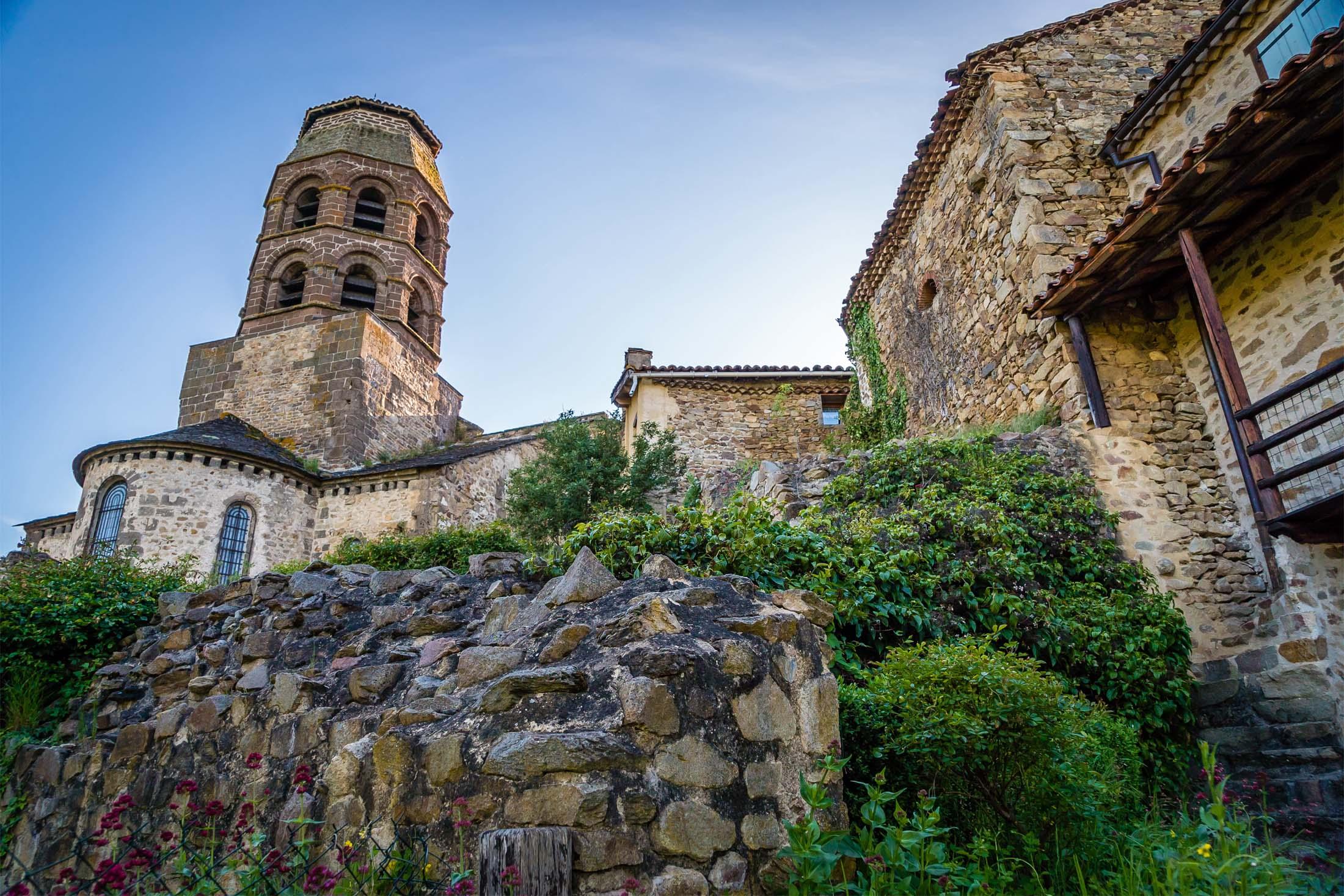 Village de Lavaudieu