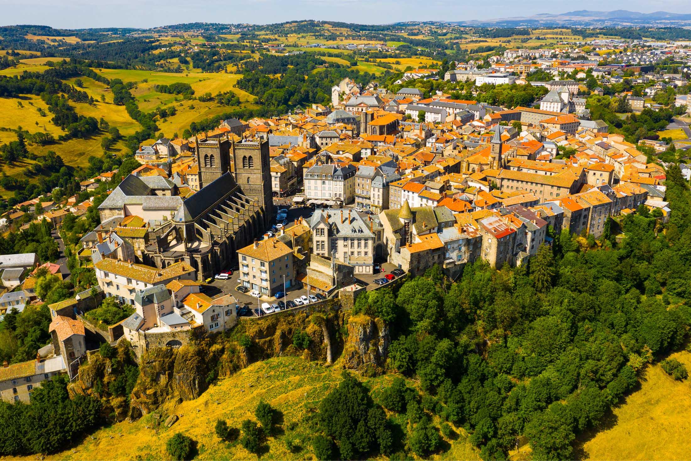 Village de Saint-Flour