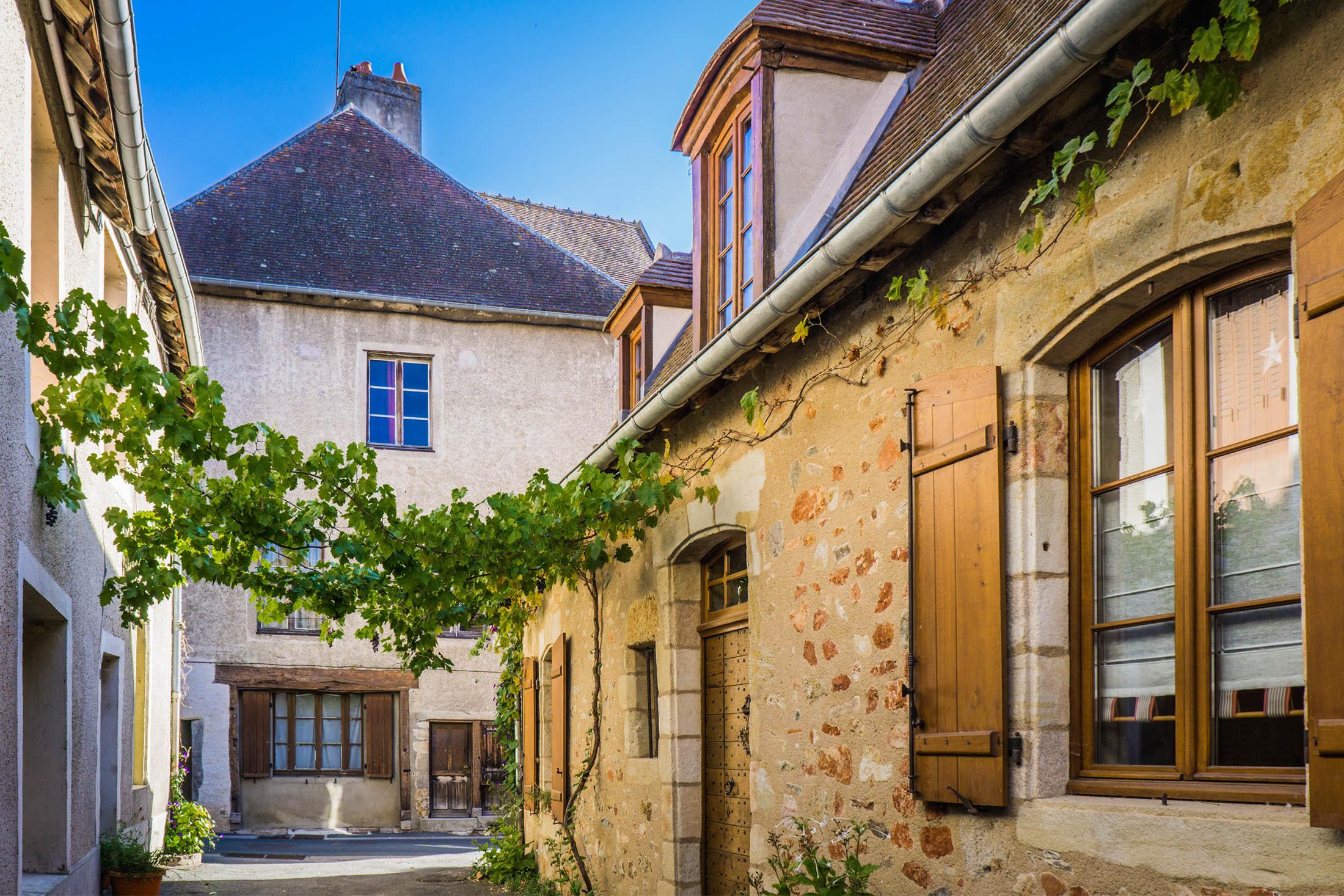 Village de Hérisson