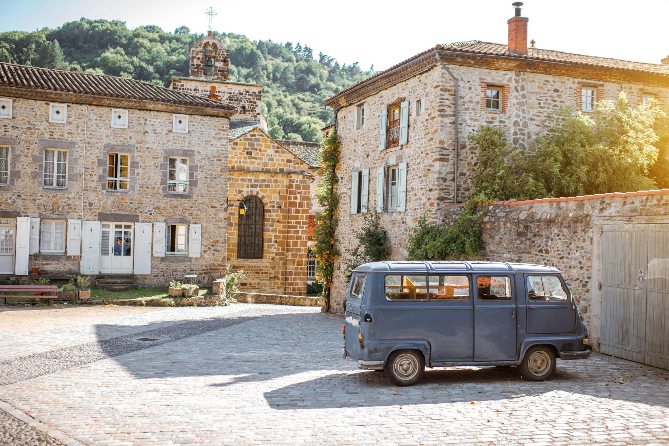 Top 10 des plus beaux villages d'Auvergne