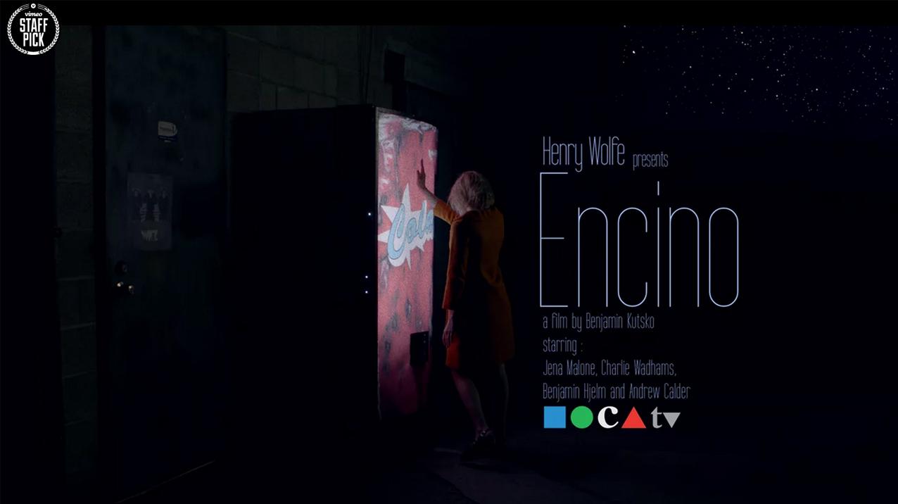 Henry Wolfe: Encino Staring Jena Malone