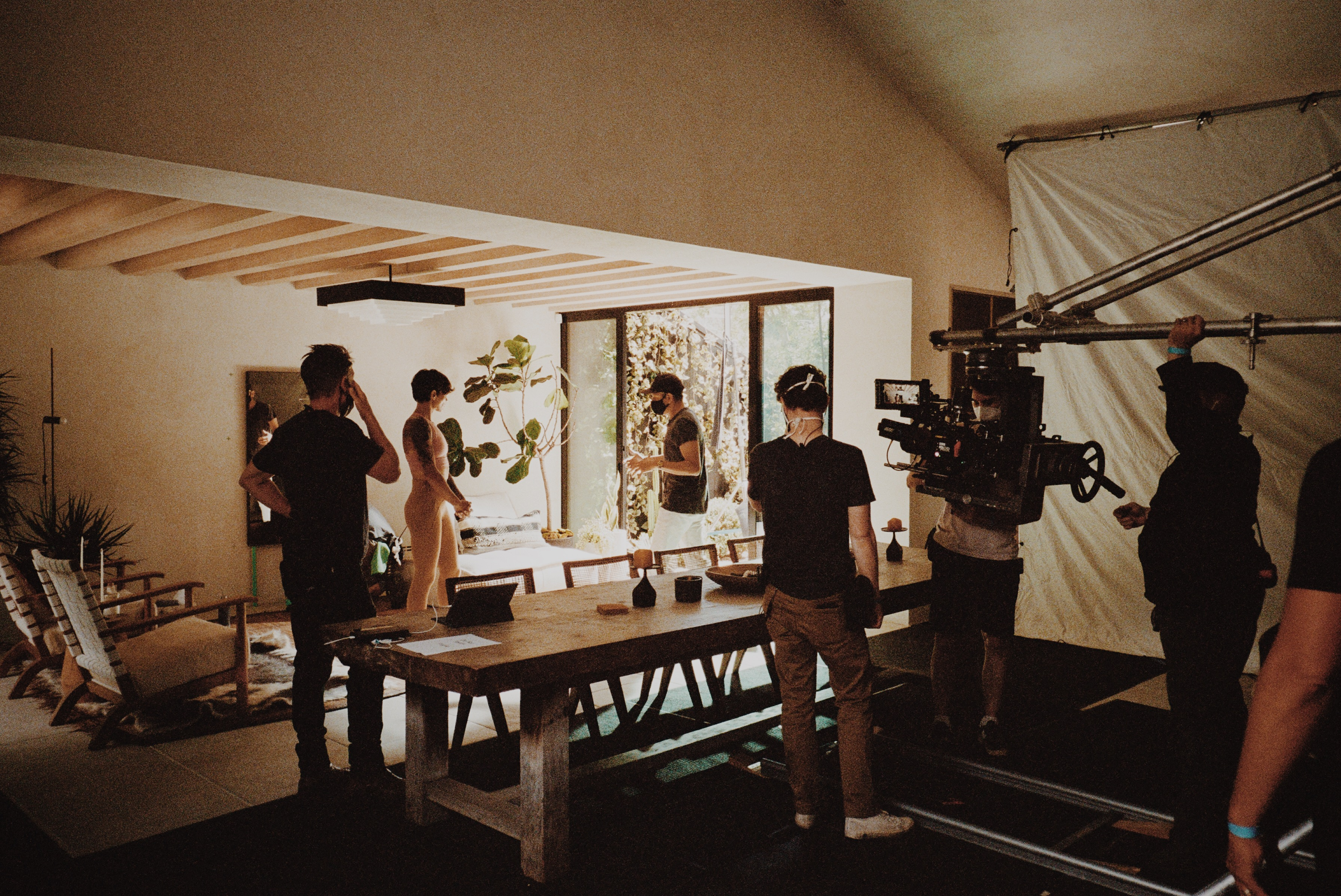 Miniac Films Director John Christopher Pina Directs Mirror's New Campaign