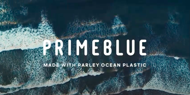 Benjamin Kutsko directs adidas' film promoting their new line of sustainable sportswear, PRIMEBLUE.
